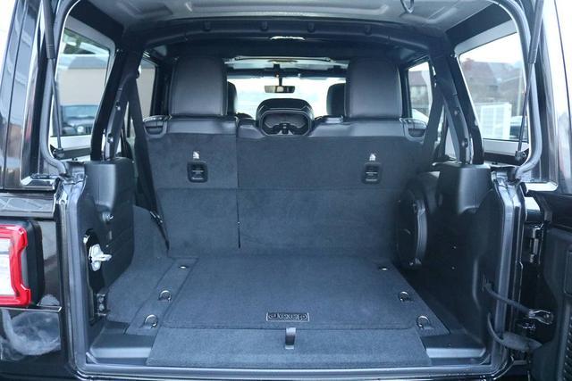 2018 Jeep Wrangler Unlimited JL Sahara - PX8 Black - Wittkopp Automobile
