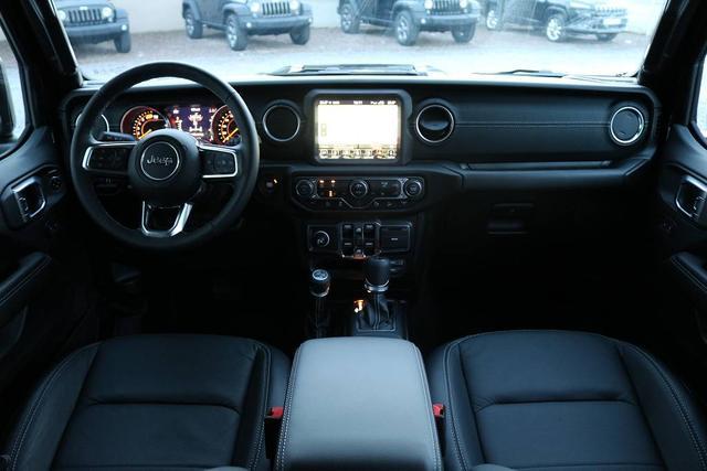 2018 Jeep Wrangler Unlimited JL Sahara - Leder schwarz - Wittkopp Automobile