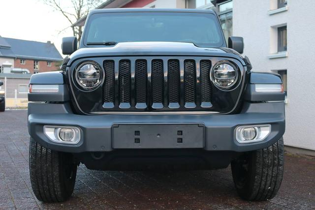 Jeep Wrangler JL (EU) Sahara 2.2 CRD, Leder, Hardtop, Keyless Go