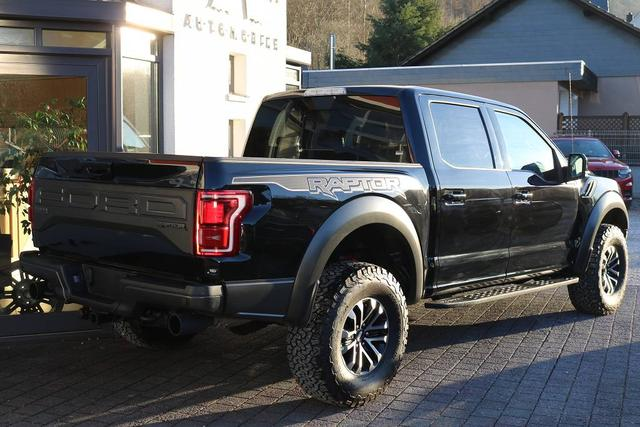 2019 Ford F-150 Raptor SuperCrew - Wittkopp Automobile