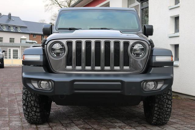Jeep Wrangler Unlimited JL Rubicon - Wittkopp Automobile