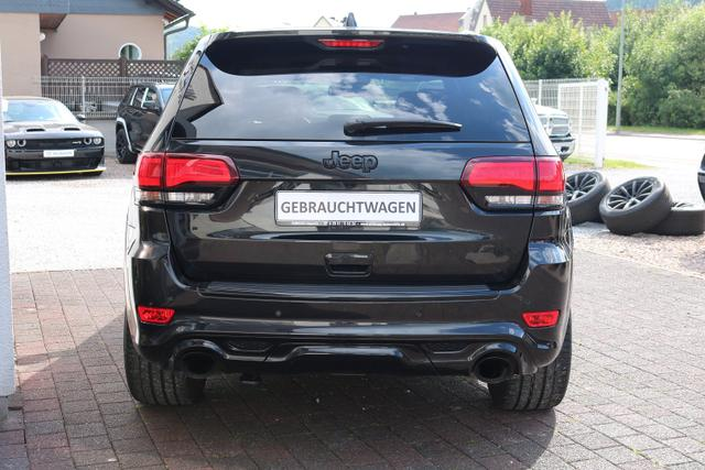 Jeep Grand Cherokee SRT Red Vapor, 8-fach bereift, Panorama, Leder, Navi