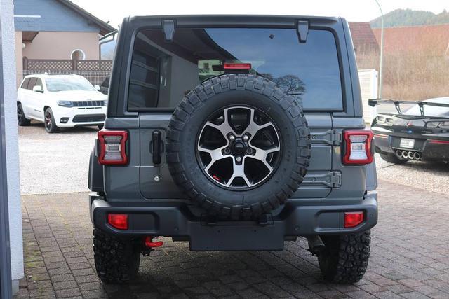 Jeep Wrangler Unlimited JL Rubicon - PDN Sting Grey - Wittkopp Automobile