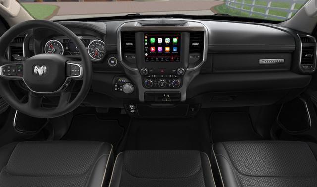 Dodge Ram 1500 Crew Cab (DT) Laramie