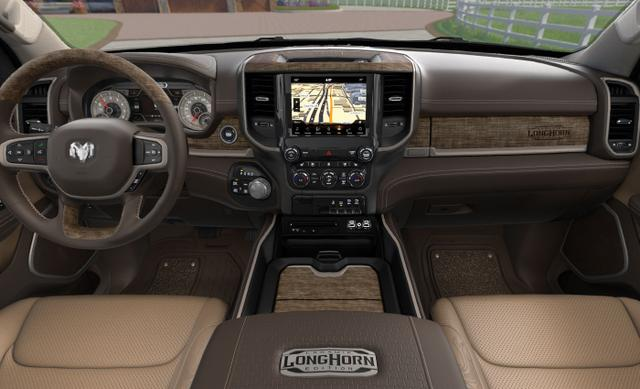 Dodge Ram 1500 Crew Cab (DT) Longhorn Longbed