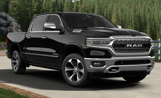 Dodge Ram 1500 Crew Cab (DT) Limited 2020