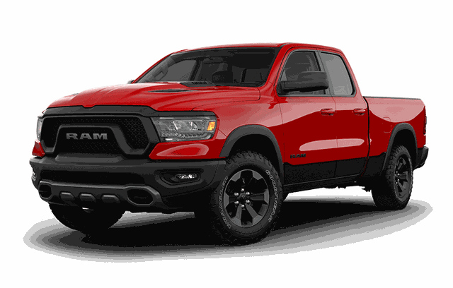 Dodge Ram 1500 Quad Cab (DT) Rebel 3.0 EcoDiesel 2020