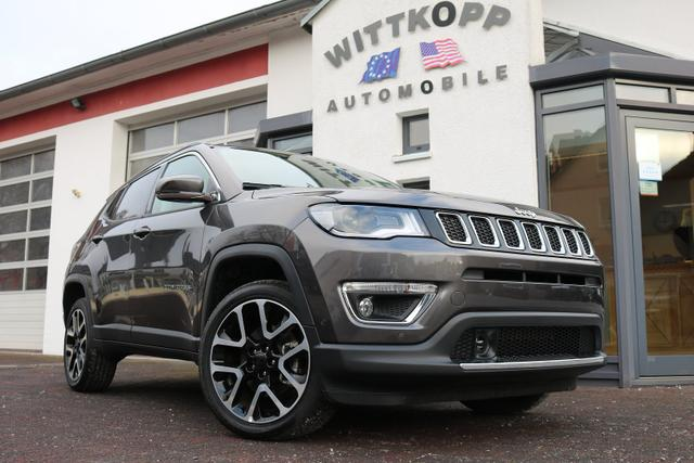 2019 Jeep Compass Limited - Wittkopp Automobile