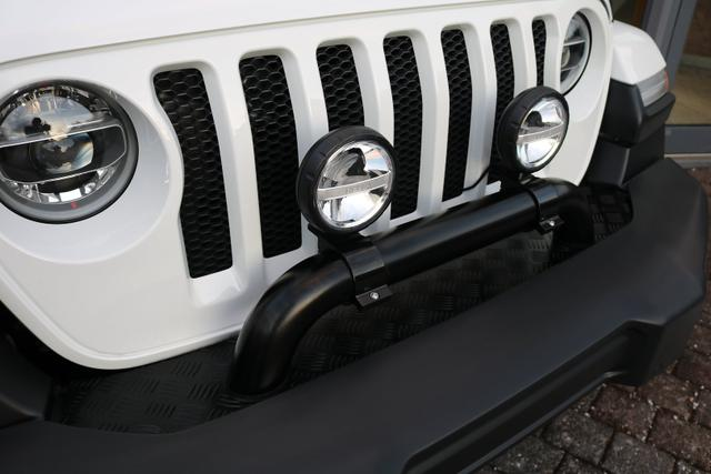 Jeep 1A Sonderumbauten Wrangler JL ab 2018 Sahara