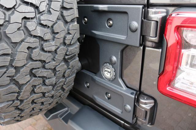 Jeep 1A Sonderumbauten Wrangler JL ab 2018 Unlimited Rubicon