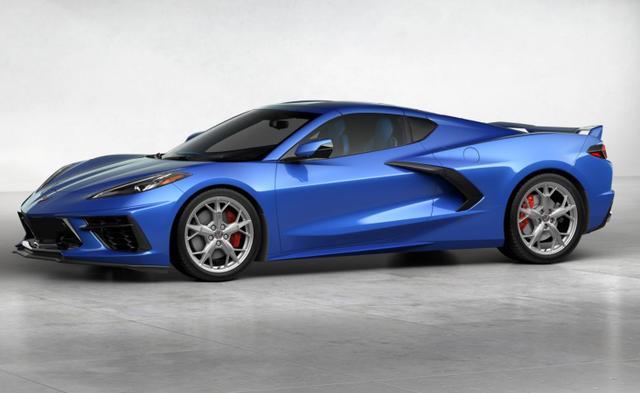 2020 Corvette C8 Stingray