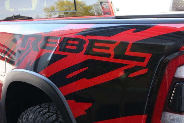 Ram 1500 Rebel Quad Cab - Wittkopp Automobile