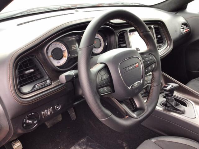 Dodge Challenger R/T 392 50th Anniversary, Navi, Schiebedach