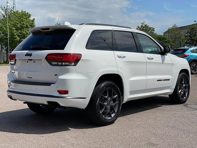 2019 Jeep Grand Cherokee S-Limited