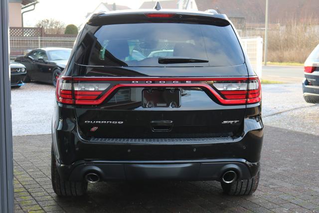 2018 Dodge Durango SRT - Diamond Black - Wittkopp Automobile