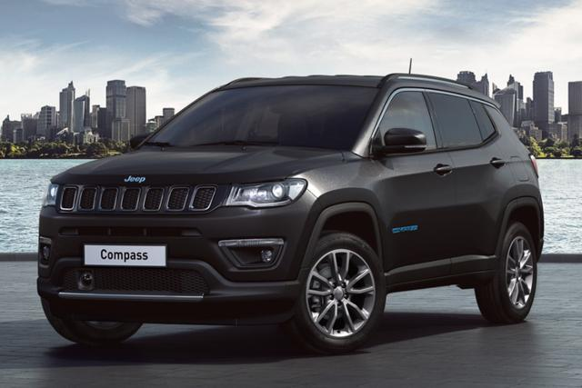 2020 Jeep Compass 4xe Limited