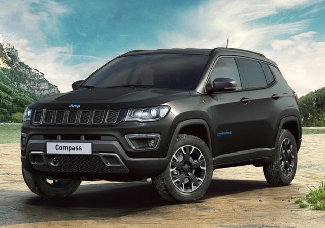2020 Jeep Compass 4xe Trailhawk