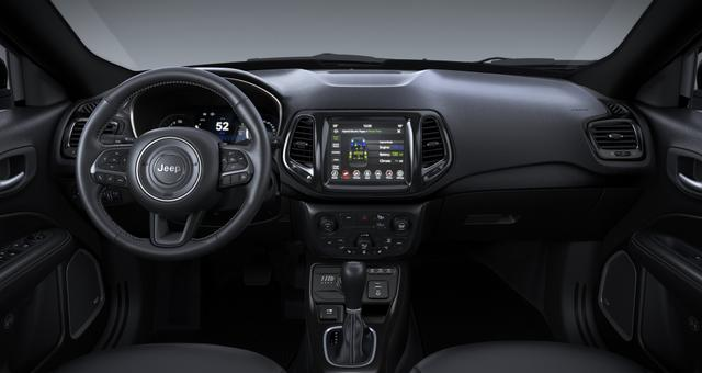2020 Jeep Compass 4xe S