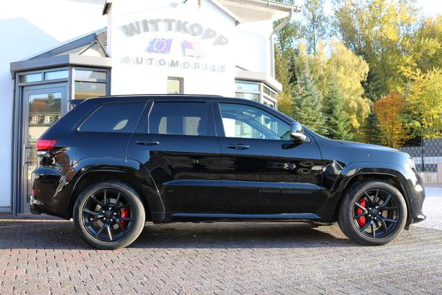2019 Jeep Grand Cherokee SRT - PXJ Diamond Black