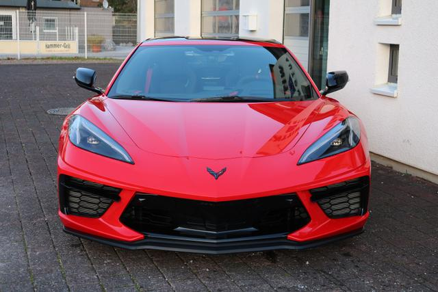 2020 Corvette C8 Stingray 3LT Z51 Torch Red - Wittkopp Automobile