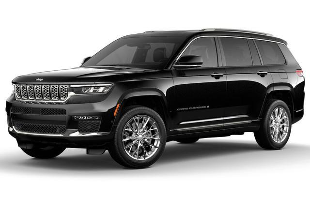 Jeep Grand Cherokee L Summit 5.7 V8 4x4 Modell 2021