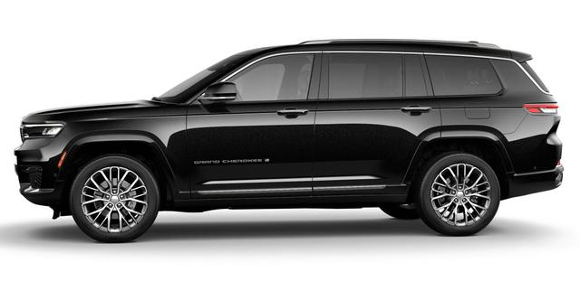 Jeep Grand Cherokee L Summit Reserve 3.6 V6 4x4 Modell 2021