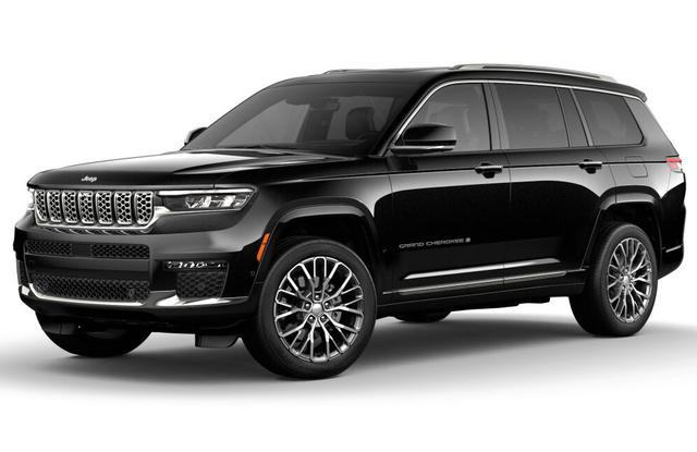 Jeep Grand Cherokee L Summit Reserve 5.7 V8 4x4 Modell 2021