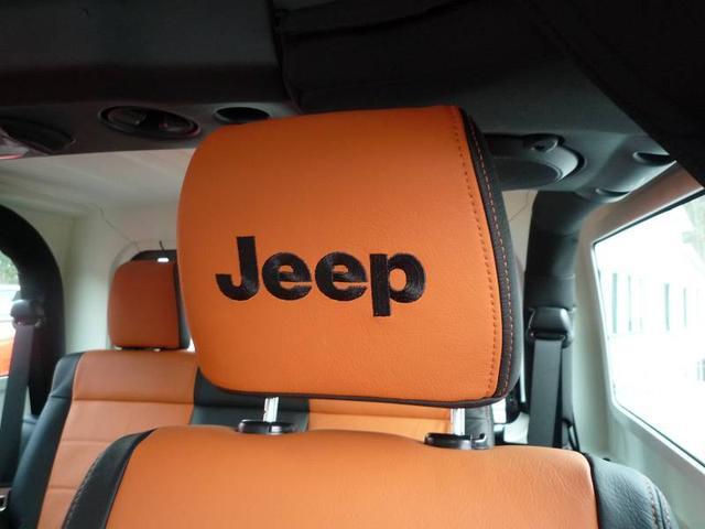 """Jeep 1A Sonderumbauten Wrangler JK 2007-2017 / """"Off-Road"""""""