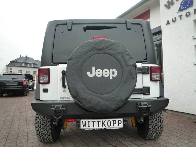 Jeep 1A Sonderumbauten Wrangler JK 2007-2017 3türig