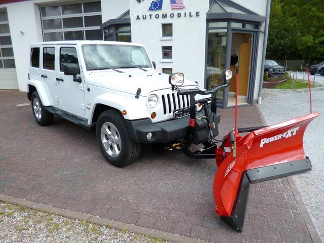 Jeep 1A Sonderumbauten Wrangler JK 2007-2017 +++ Unlimited Sahara