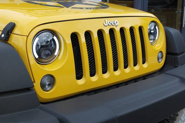Jeep 1A Sonderumbauten Wrangler JK 2007-2017 Unlimited Xtreme