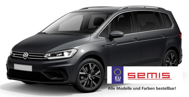 VOLKSWAGEN Touran R-Line Highline