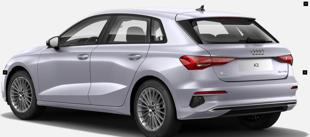AUDI A3 Sportback 2020 Advanced EU-Neuwagen
