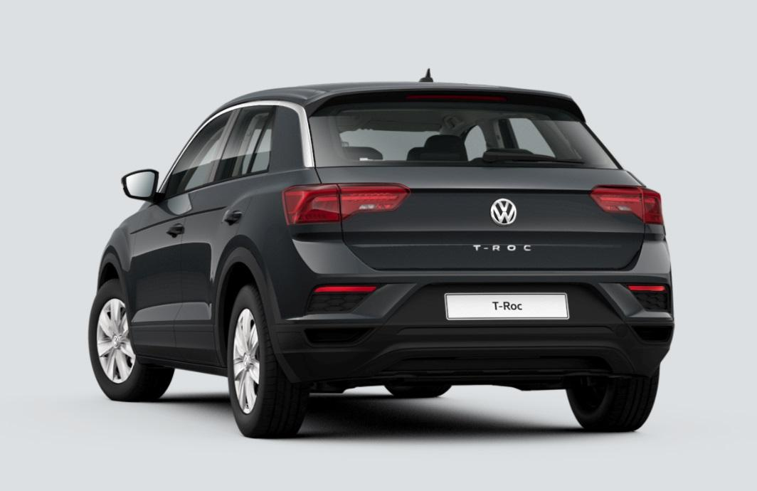 volkswagen t roc eu car. Black Bedroom Furniture Sets. Home Design Ideas