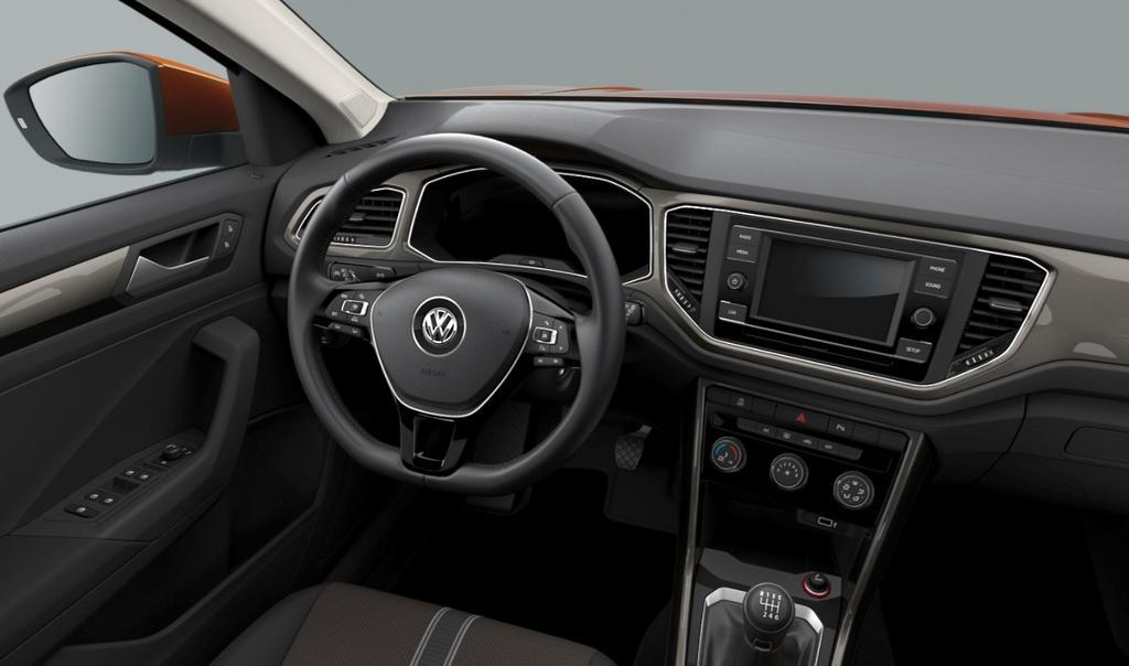 volkswagen t roc style eu car. Black Bedroom Furniture Sets. Home Design Ideas