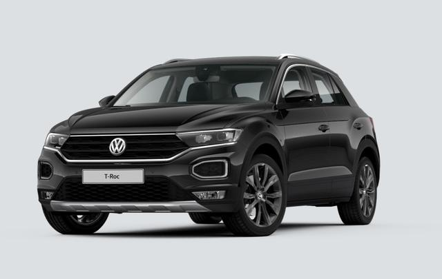 VOLKSWAGEN T-Roc - Style -20% LED ACC Keyless 18