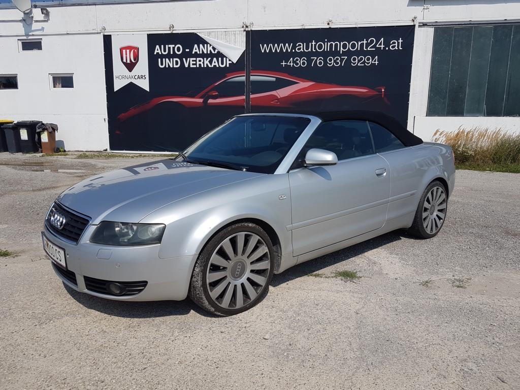 Audi A4 Cabriolet Günstiger Kaufen Eu Neuwagen Gebrauchtwagen