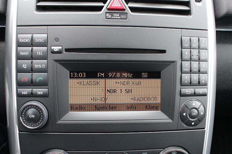 mercedes-benz b-klasse b 180-automatik, ahk, navigation, sport-paket