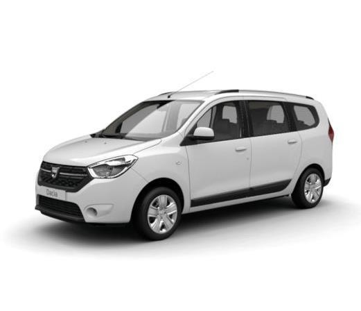Dacia Lodgy 7-Sitzer