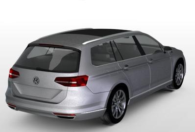 volkswagen passat variant comfortline 1 6 tdi bluemotion technology climatronic automatische. Black Bedroom Furniture Sets. Home Design Ideas