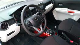 Suzuki Ignis Dualjet allrad, Beispielbilder, ggf. teilweise mit Sonderausstattung