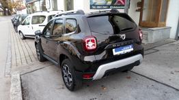 Dacia Duster Prestige , Beispielbilder, ggf. teilweise mit Sonderausstattung