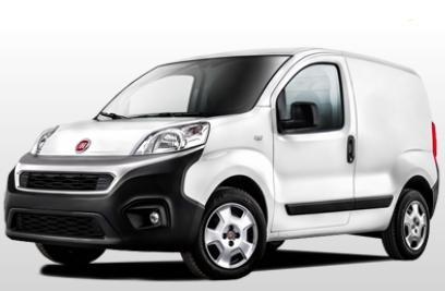 Fiat Fiorino Kastenwagen