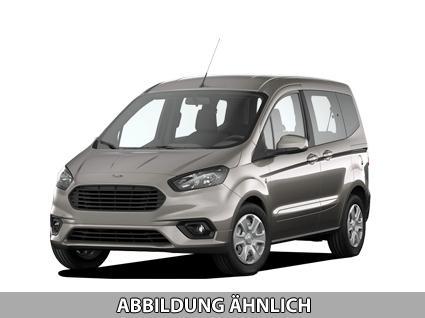Ford Tourneo Courier Eu Neuwagen Importfahrzeuge