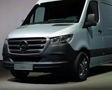 Mercedes-Benz Sprinter Kastenwagen