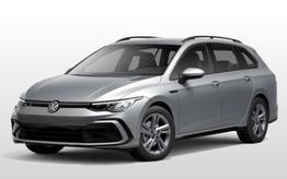 VW Golf Variant, Beispielbilder, ggf. teilweise mit Sonderausstattung