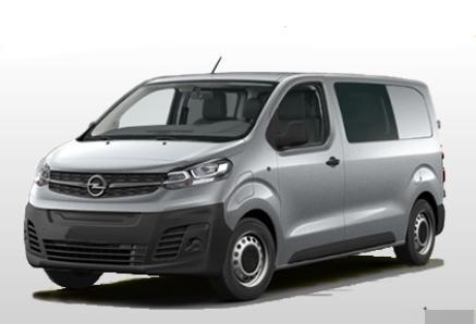 Opel Vivaro Kasten