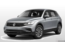 VW Tiguan, Beispielbilder, ggf. teilweise mit Sonderausstattung