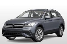 VW Tiguan Allspace, Beispielbilder, ggf. teilweise mit Sonderausstattung