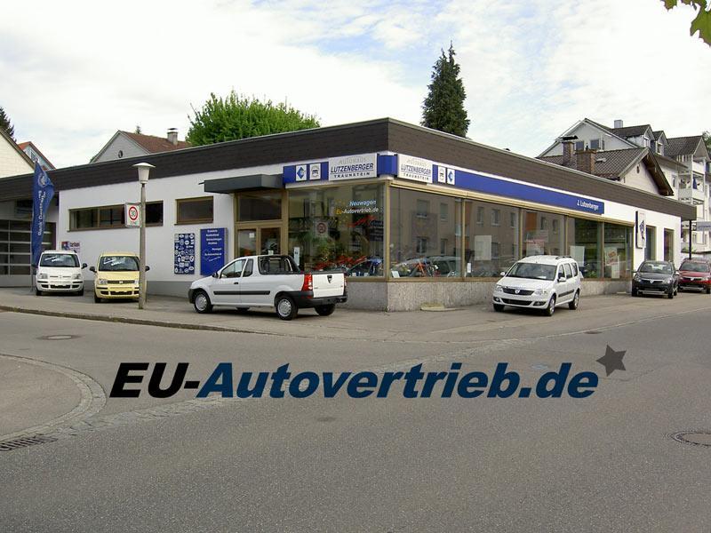 Günstige EU Neuwagen vom mehr Marken EU-Neuwagen Autohaus aus Deutschland